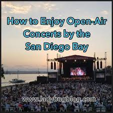 How To Enjoy Open Air Concerts By The San Diego Bay