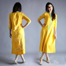 Dress Design Latest Pakistani Casual Dresses Designs For Girls
