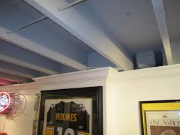 unfinished basement ceiling ideas. Basement Ceiling Lighting Ideas Unfinished