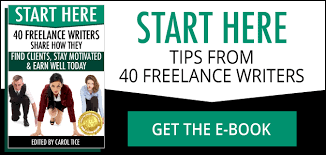 resources for new lance writers make a living writing start here tips from 40 lance writers
