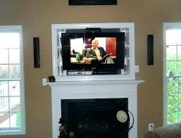 wall mounted fireplace ideas electric decorating