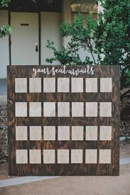 Find Your Seat Seating Chart Wedding Wood Seating Chart Seating Chart Backdrop