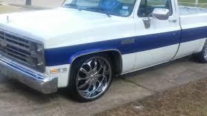 1984 Chevy c10 - YouTube