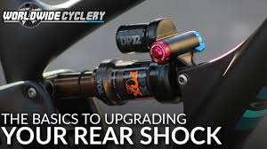 Fox Shocks Length Chart Upgrading Your Rear Shock Whats Needed Mountain Bike Rear Suspension