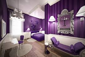 27 Elegant Bedrooms With Distinct Fabric Headboards Sublipalawan. Bedroom  Creative Royal Purple Ideas ...
