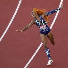 US-Sprinterin Sha'Carri Richardson ...