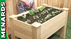 How To Build An Elevated Garden Bed Garden Design Garden Design