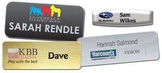 Sample Name Badge Metal Badges The Badge Team Nzs Specialist In Name Badges
