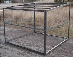 metal framing shed.  Framing All 10 X Or 12 X12 Frame Kits For Sale Come Designed And Ready To Bolt  Onto Another Frame This Allows You Construct  Throughout Metal Framing Shed