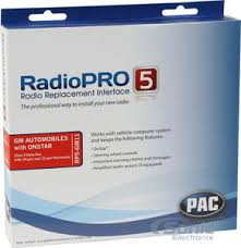 pac rp5 gm11 rp5gm11 sonic electronix product pac radiopro rp5 gm11