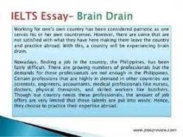 essay brain drain breast cancer awareness essay a custom essay brain drain