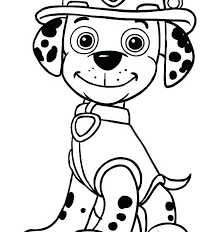Free Paw Patrol Coloring Pages Free Paw Patrol Coloring Pages Feat