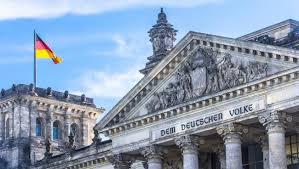 Политическая система Германии Здание Рейхстага в Берлине