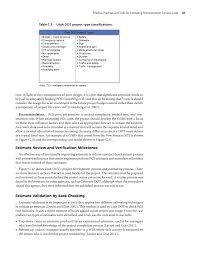 appendix c effective practices and tools for estimating page 85