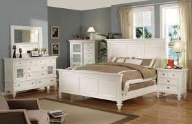 White Distressed Bedroom Furniture Sets #5572