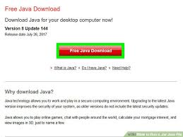 how to run a jar java file steps pictures wikihow jar java file step 1