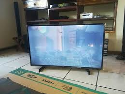 Hisense 40 inch LED tv for sale in Box   Junk Mail