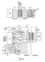 similiar semi truck trailer wiring diagram keywords semi truck trailer wiring diagram likewise semi 7 way trailer plug