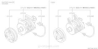 Engine nissan part list|jp carparts output 274 20001 partlistphp maker nissantype 67cartype 1fig 274 nissan ga16de engine diagram
