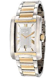 watches men s silver textured dial two tone gb02583 21 rotary watches men s silver textured dial two tone gb02583 21