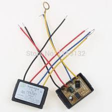 2pcs xd 614 6 12v touch control sensor lamp switch dimmer light part