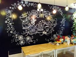 cafe wall legend picture of legato
