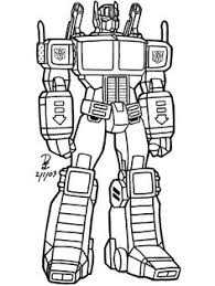 52 Best Transformers Coloring Pages Images In 2019