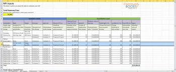 social impact estimator excel template tutorial social impact estimator excel template tutorial