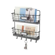 letter holder and key rack wall mount 5