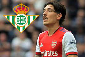 Wantaway Arsenal star Hector Bellerin set to complete transfer to boyhood  club Real Betis