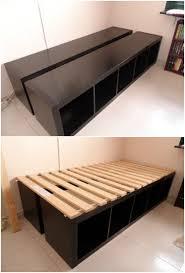20 cube organizer diy ideas to de clutter your whole house cube unit shelf