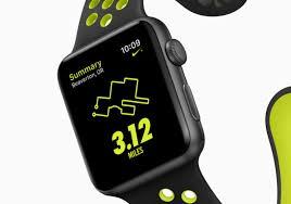 apple nike watch series 2. apple watch 2 gps nike series