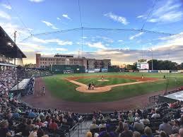 2017 Best Ballpark Renovation Milb Fluor Field Ballpark