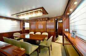 Round Table San Lorenzo Dining Table Image Gallery Luxury Yacht Gallery Browser