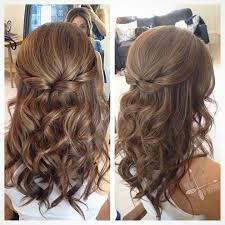 Half Up Half Down Wedding Hairstyles 83 Best 24 Pretty Half Up Half Down Hairstyles Partial Updo Wedding Hairstyles