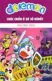 Doraemon - Đôrêmon Doremon Plus Vol 2 chap 19 - 20 - 21 Tiếng việt -  hamtruyen.com