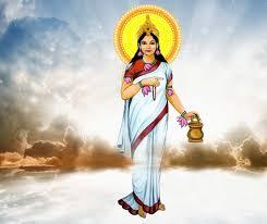 Image result for મા બ્રહ્મચારિણી