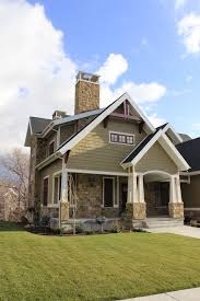 exterior paint color combinations with stone. craftsman exterior by jcd custom home design paint color combinations with stone i