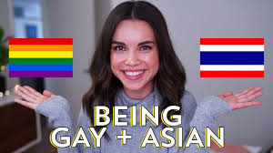 Gay asian woman coming out