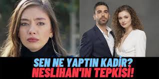"""Yasak Aşk İddiası Ortalığı Karıştırdı: Neslihan Atagül'ün Eşi Kadir Doğulu'nun  Serra Arıtürk'e """"Aşk"""" Dolu Bakışları!"""