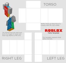 Roblox Transparent Template Transparent Pants Template Roblox Magdalene Project Org