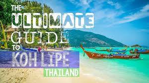 Ultimate Guide To Koh Lipe Thailand 2019 Edition