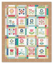 Bloom Quilt Kit | JK Quilts & Bloom Quilt Kit Adamdwight.com