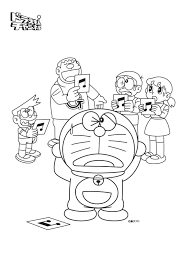 In this video you can see the. Doraemon Sketch Page 1 Line 17qq Com