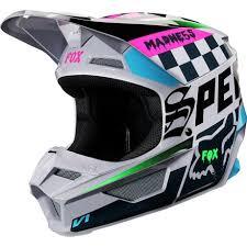 Fox Racing 2019 Youth V1 Helmet Czar