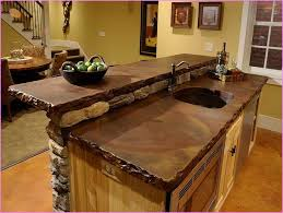 bar countertops ideas bar countertop ideas beautiful concrete countertop mix