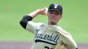 Vanderbilt ace Jack Leiter reportedly ...