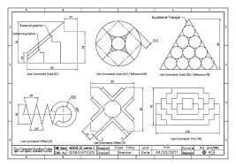 1600x1131 2d autocad practice drawings pdf
