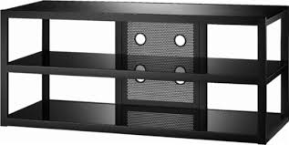 Insignia  TV Stand For Most TVs Up To 65 Black 65 Inch Tv Stand S37