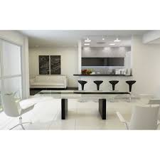 Modern Glass Kitchen Table Modern Glass Kitchen Table
